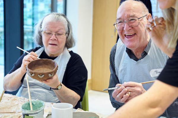 A4D Ceramics Workshop
